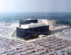 NSA Hauptquartier in Fort Meade